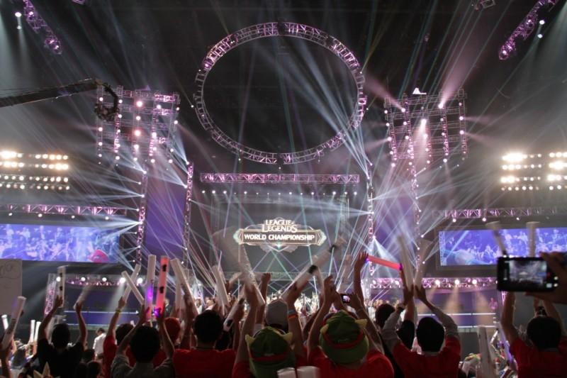 本港首個電子競技(eSports)嘉年華計劃於8月中環海濱展開