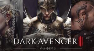 圖片1.《Dark Avenger 3》主視覺