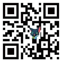 (圖說) 《問答 RPG 魔法使與黑貓維茲》Android & iOS下載QR code