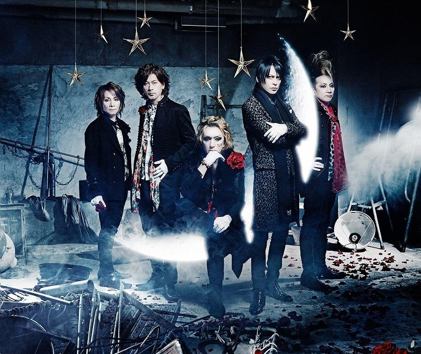 圖5-日本知名搖滾樂團《BUCK-TICK》