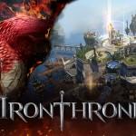 網石旗下手遊《鐵之王座:Iron Throne》為行動裝置迎接MMO策略遊戲的嶄新世代