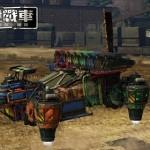 戰車射擊線上新作《創世戰車》5月強勢登場 戰火一觸即發  創意組裝無極限 三大陣營特色搶先釋出