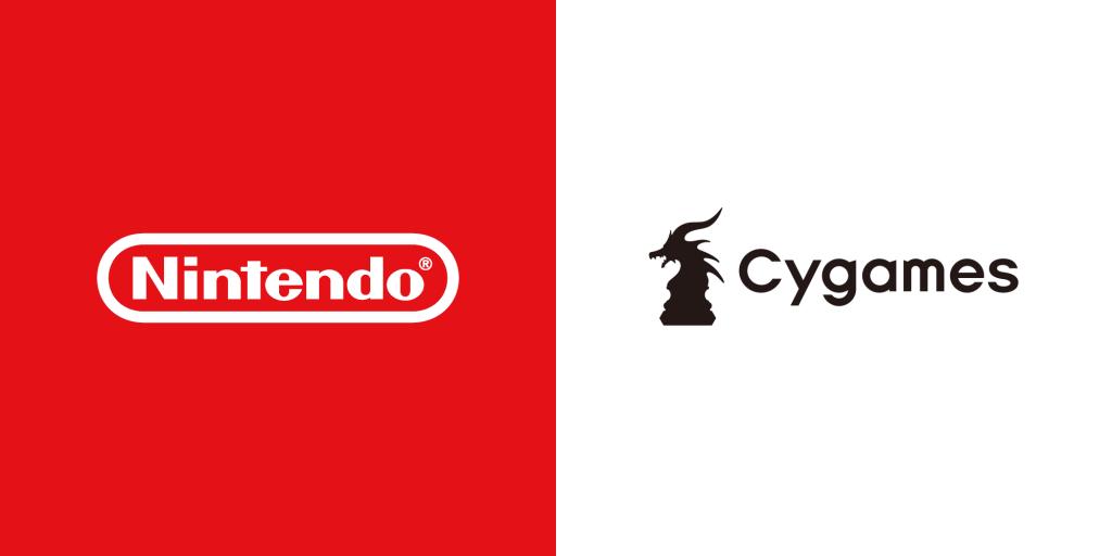 Nintendo與Cygames合作 Logo