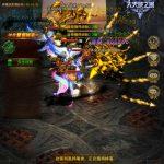 正版授權《奇蹟MU:大天使之劍H5》開放跨服新玩法「卡利瑪神廟 」 搶奪神印之戰爆發