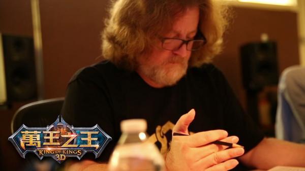 《萬王之王 3D》音樂總監:Russell Brower專訪
