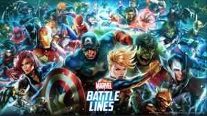 超過百種的超級英雄,等你一同拯救世界!