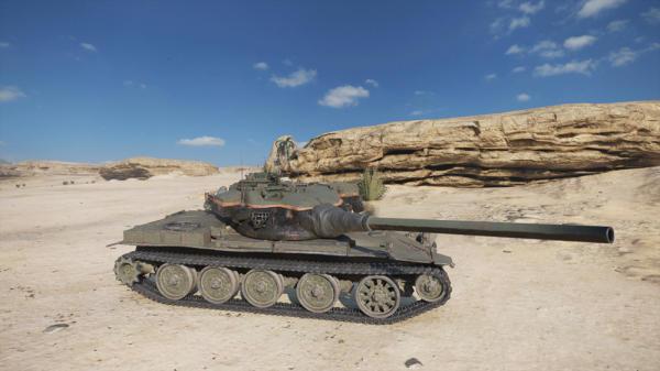 World of Tanks Mercenaries - Sharpshooter (Tier9Medium)