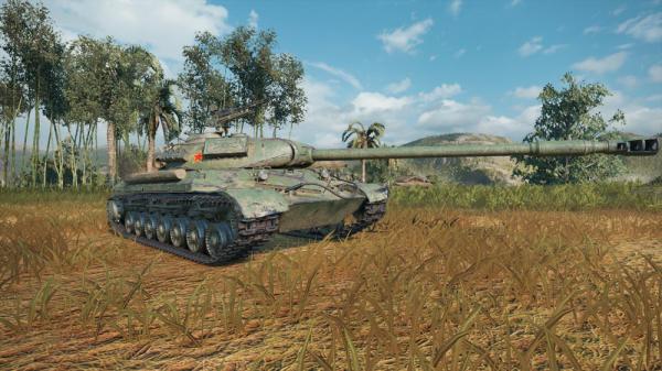 World of Tanks Mercenaries - WZ-111 5A (Tier X Heavytank)