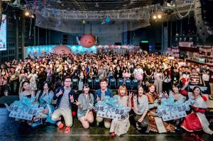 《RO仙境傳說:守護永恆的愛》近500位玩家熱情參與「週年見面會」活動