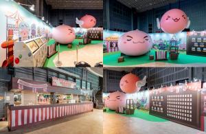 以「RO遊樂園」為主題,打造場景、互動、美食、專屬姓名貼供玩家免費體驗