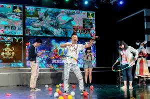 知名實況主葉子、殺梗、優格與玩家組隊進行「RO坐騎賽跑」趣味競賽-2