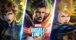 《MARVEL決戰前線》全球正式上市!快與英雄結盟戰鬥吧!