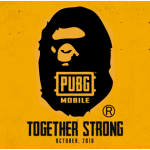 PUBG MOBILE正式宣佈與BAPE®進行合作
