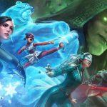全新原創角色「弦月神女與熊靈神將」加入《MARVEL未來之戰》