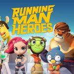 IT'S RUNNING TIME!  NEXON最新手遊《RunningMan Heroes》封測預約開跑!