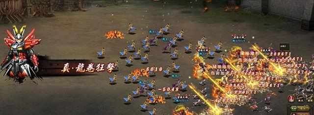 策略國戰手遊《攻城三國 M》 釋出遊戲玩法 事前登錄活動進行中
