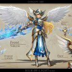 歡慶1週年曠世IP聯動!《榮耀繼承者》X《魔靈召喚》方舟天使與瓦爾基里將收復黑暗大陸!