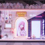 《閃耀暖暖》全台首面3D動態櫥窗降臨信義區 公測倒數2天!
