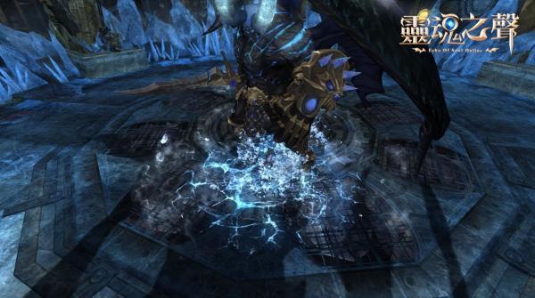 ▲《靈魂之聲Online》成功消滅貝雷斯BOSS即可獲得勝利!