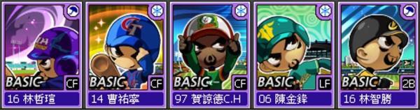 ★《全民打棒球2 Online》基本隊陣容變更 共組夢幻團隊不是夢