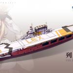 再現航空母艦風華,《守護者計劃》復刻還原百艘知名艦船