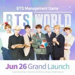 「在《BTS WORLD》中成為BTS的經紀人吧!」 《BTS WORLD》今天在全球雙平台上市