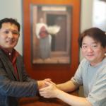 韓國 UNIZ SOFT, LaMate Taiwan 簽訂合作協議