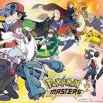 適用iOS/Android的遊戲新作『Pokémon Masters』 將陸續開放事前登錄!