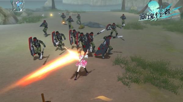 推出《靈魂行者 Online》推出「聖地領域」、「叛亂軍團」 全新關卡