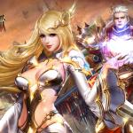 《獵龍戰歌》是一款西方魔幻MMOARPG網頁遊戲