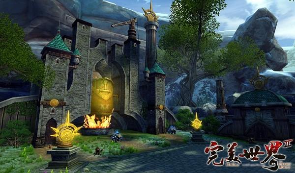 《完美世界2 Online》「凜冬將至」全新改版 加入全新捏臉系統、跨服PVP押鏢、血戰求生玩法