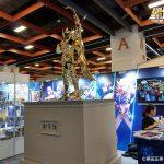 2019電玩電競展盛大開展 《聖鬥士星矢:覺醒》1:1 射手座黃金聖鬥士攤位人潮湧現!