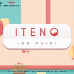 輕鬆玩輕鬆學 全新數學消除遊戲《數數樂 ITENO》登陸雙平台