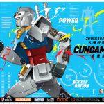 機動戰士高達 40 週年隆重登場 全球首個 Gundam Run 高達跑 「通處飛、通處跑」 十月出征科學園