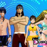 《Dusk Diver 酉閃町》三平台於今日正式上市發售!榮獲日本電玩雜誌《Fami通》金殿堂獎項殊榮!