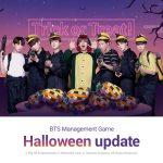 《BTS WORLD》萬聖節更新 10月17日推出 更新包含全新卡片、嶄新萬聖節主題故事