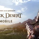 《黑色沙漠 MOBILE全球版本》事前預約突破200萬!即將於10/24進行特定地區搶先封閉測試!