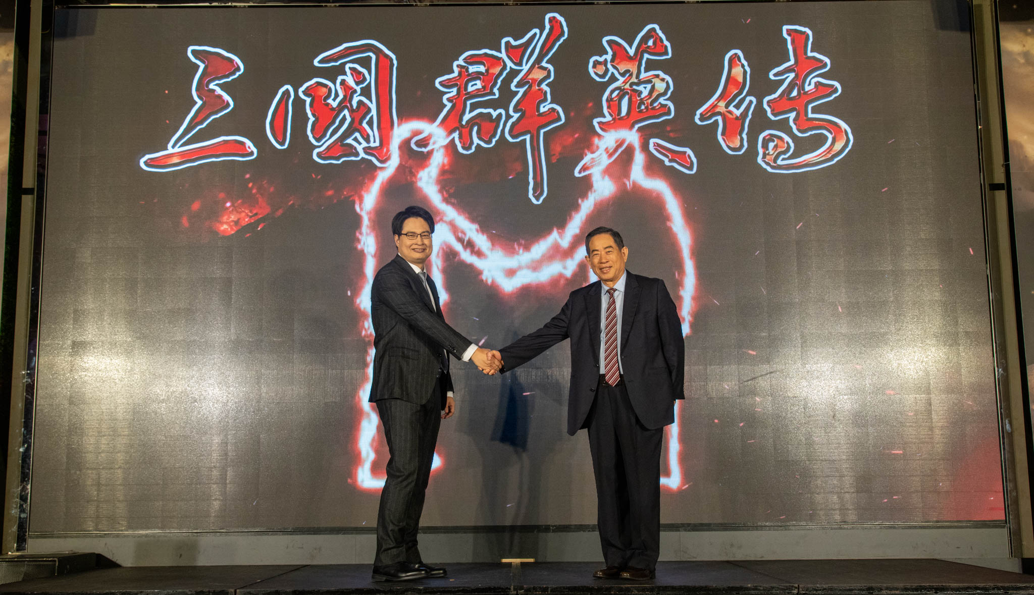 遊戲新幹線與宇峻奧汀共推《三國群英傳M》手遊 國產經典台灣首發 強強聯盟再創三國巔峰