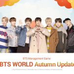 防彈少年團在《BTS WORLD》慶祝秋天  全新秋季更新登場