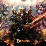網銀國際宣布取得線上遊戲《Dekaron》台港澳代理權,形象官網首度曝光!