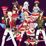 《靈魂行者 Online》全新萌系角色「琪・阿露爾」華麗登場 歡慶耶誕節 專屬時裝大FUN送 !