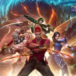 全新原創超級英雄團隊「天臨四將」 即刻加入《MARVEL未來之戰》