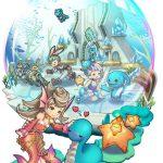 《天使之戀 Online》探索傳說的海底遺跡,迎接喜氣的歡樂新年!