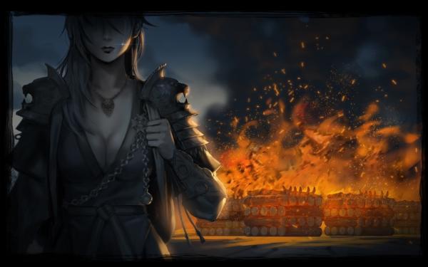 《新瑪奇英雄傳》掌控靈氣的武術宗師「璃朔」今日以武鬥家之姿正式參戰!