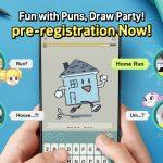 網石趣味繪畫猜謎手遊《KOONGYA Draw Party》即將推出 一起加入成為派對靈魂人物!