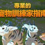 《新天堂II》今日改版推出全新寵物系統,同步更新多樣內容