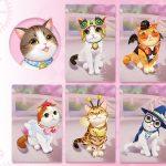 貓咪消除新作《喵與築》於雙平台推出,願各位遇見貓咪消除煩惱!