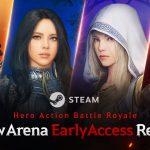 勝者為王!Pearl Abyss 新作 《影子戰場Shadow Arena》開放搶先體驗