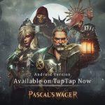 黑潮來襲!動作 RPG《帕斯卡契約》Android版現於TapTap販售,台灣玩家現購可享低於 6 折優惠