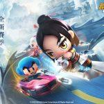 《跑跑卡丁車RUSH+》推出全新賽季 「御劍江湖」正式登場!